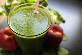 שייק בריאות ירוק